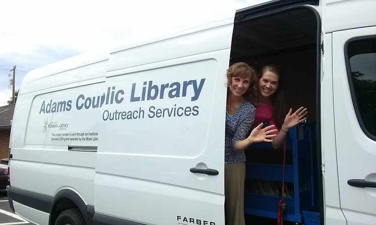 Library Outreach Van