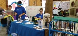 Fair Booth @ Adams County Fair | West Union | Ohio | United States