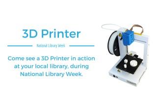 3D Printer Dig Sign