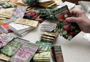 Seed Swap @ Manchester Library | Manchester | Ohio | United States