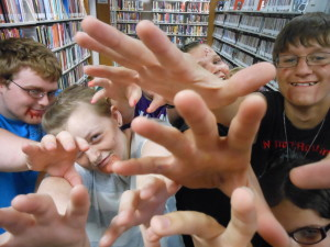 Teen Zombie Club @ West Union Library | West Union | Ohio | United States