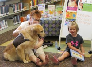 Read with Whitney @ North Adams Library | Seaman | Ohio | United States