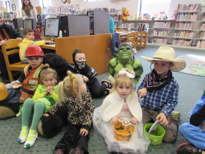 Book or Treat @ Manchester Library | Manchester | Ohio | United States