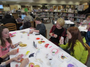 Teen Ice Cream Social @ West Union Library | West Union | Ohio | United States