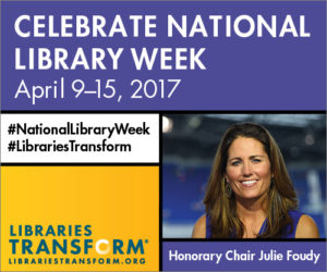 National Library Week @ Adams County Public Library