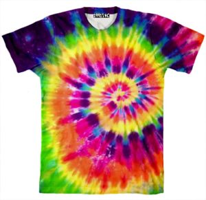 Tie-Dye Shirts @ West Union Library | West Union | Ohio | United States