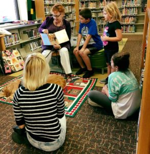 Barks & Books @ North Adams Library | Seaman | Ohio | United States
