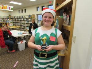 Ugly Christmas Sweater Party @ North Adams Library | Seaman | Ohio | United States