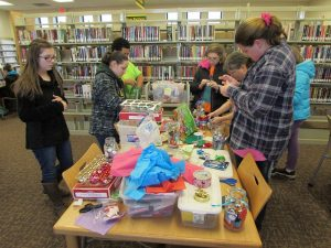 Teen Christmas Party @ North Adams Library | Seaman | Ohio | United States