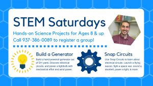 STEM: Build a Generator @ Manchester Library | Manchester | Ohio | United States