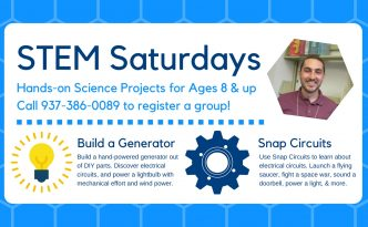 STEM Saturdays Offer Science Projects