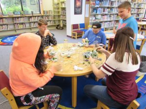 Teen Activity Club @ Peebles Library