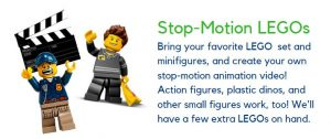 STEM Saturday: LEGO Stop Motion Movie @ Manchester Library | Manchester | Ohio | United States