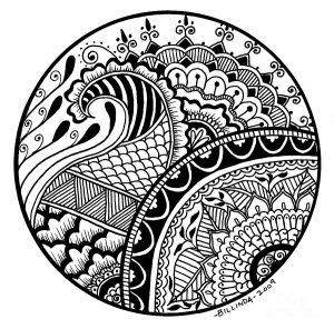 CD Art @ Peebles Library | Peebles | Ohio | United States