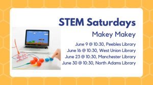 STEM Saturday @ West Union Library | West Union | Ohio | United States