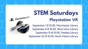 STEM Saturday @ Peebles Library | Peebles | Ohio | United States