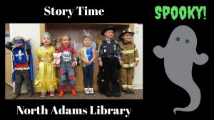 Spooktacular Story Time @ North Adams Library | Seaman | Ohio | United States