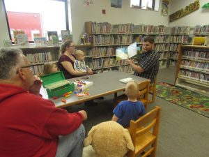 Baby Story Time @ West Union Library