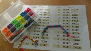 STEM Saturday: Binary Beads @ Manchester Library | Manchester | Ohio | United States