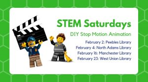 STEM Saturday: Stop Motion Movie @ Manchester Library