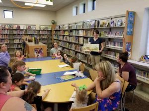 Story Time @ North Adams Library