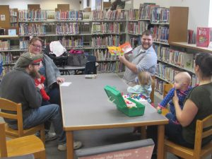 Story Time @ West Union Library