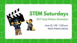 STEM Saturday @ North Adams Library