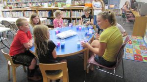 Tween Activity Club @ Manchester Library