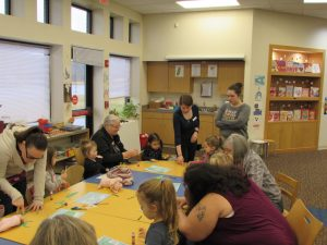 Storytime @ North Adams Library