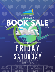 Book Sale @ North Adams Library